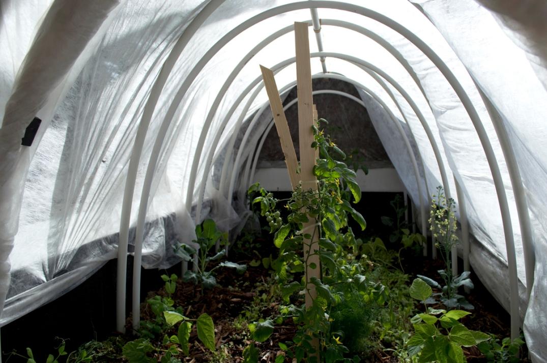 GardenTruckInside